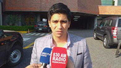 Photo of EXCLUSIVO [AUDIO] Estrada responde sobre la vacuna del COVID-19 y el fútbol