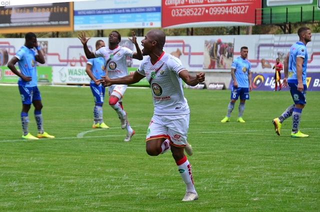 Photo of Mushuc Runa gana 2 a 0 en Echeleche, frente a un tímido Macará