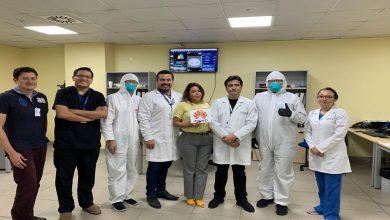 Photo of Sistema auxiliar de diagnóstico del COVID–19, basado en cloud de Huawei con inteligencia artificial, ayuda a Ecuador a combatir la epidemia