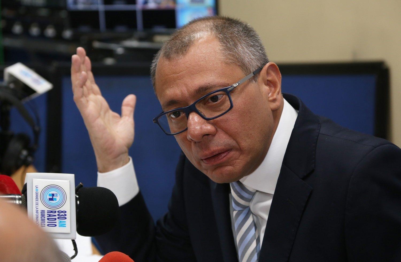 Photo of Tribunal concede hábeas corpus a Jorge Glas en caso Sobornos
