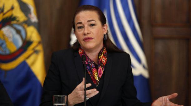 Photo of Conaie apoya la candidatura de María Fernanda Espinosa a la OEA
