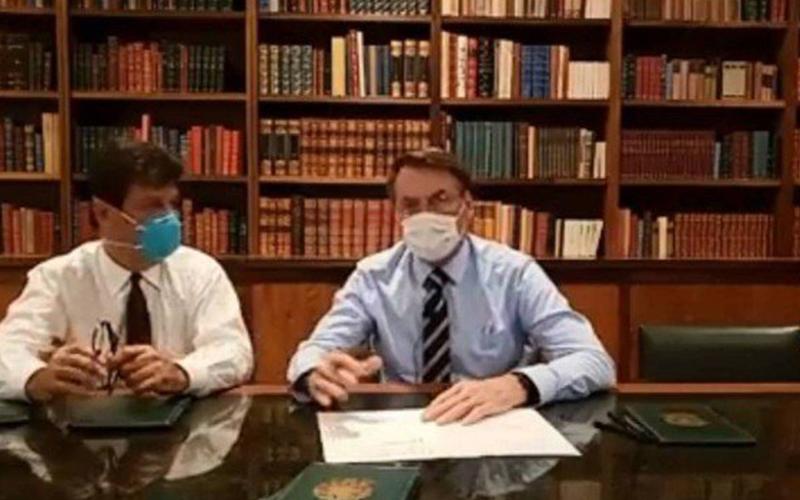 Photo of La prueba de Bolsonaro para el nuevo coronavirus es negativa