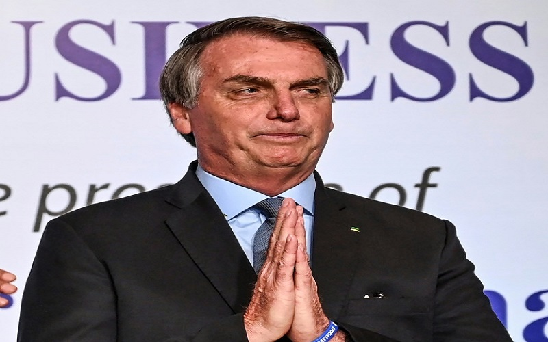 Photo of Bolsonaro insta a sus partidarios a manifestarse el 15 de marzo
