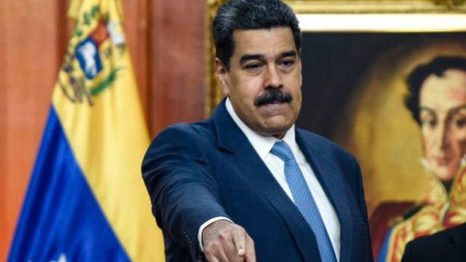 Photo of Coronavirus: Maduro suspende por un mes los vuelos a Venezuela desde Europa y Colombia por la amenaza del covid-19