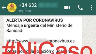 Photo of Las diez ciberestafas sobre el coronavirus más populares en internet