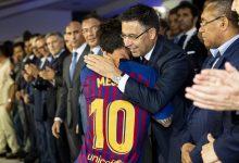 Photo of El Barça pide a sus jugadores que renuncien al 70% de sus fichas