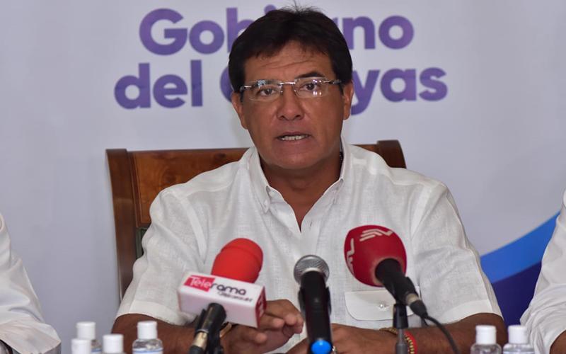 Photo of Prefecto Carlos Luis Morales anuncia medidas a tomar en Guayas