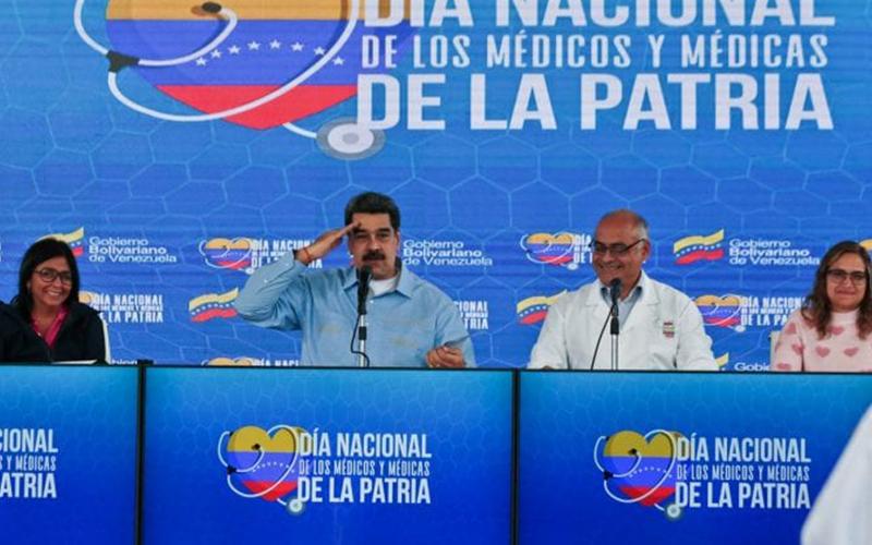 Photo of Maduro: Las nuevas autoridades del CNE serán nombradas por consenso