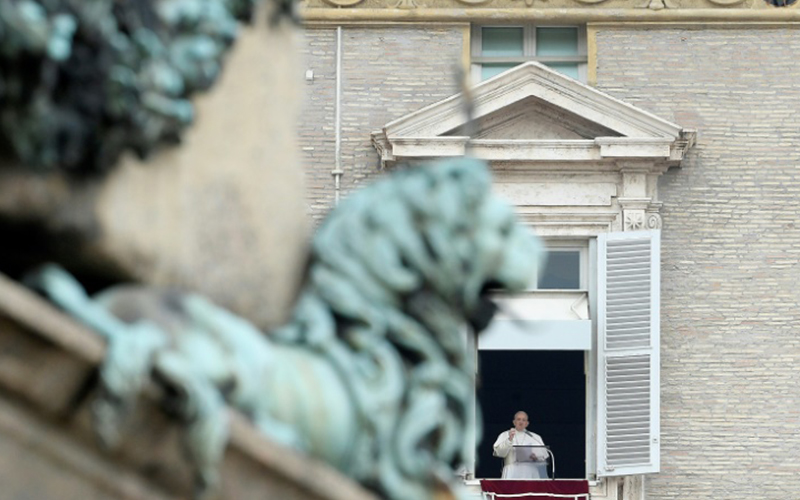 Photo of El papa Francisco dio negativo en un estudio por posible infección con coronavirus
