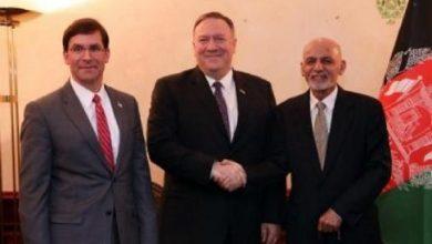 Photo of Pompeo llega como mediador a Afganistán para impulsar el proceso de paz