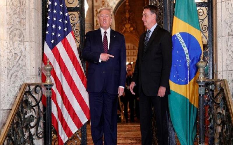 Photo of Trump y Bolsonaro renuevan alianza y apoyo a Guaidó y Bolivia