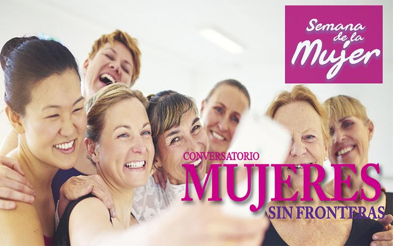 Photo of Conversatorio 'Mujeres sin fronteras'