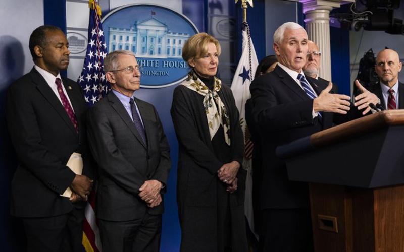 Photo of Senado de EEUU aprueba presupuesto para combatir coronavirus