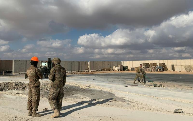 Photo of Dos soldados estadounidenses muertos en Irak en combates con el Estado Islámico