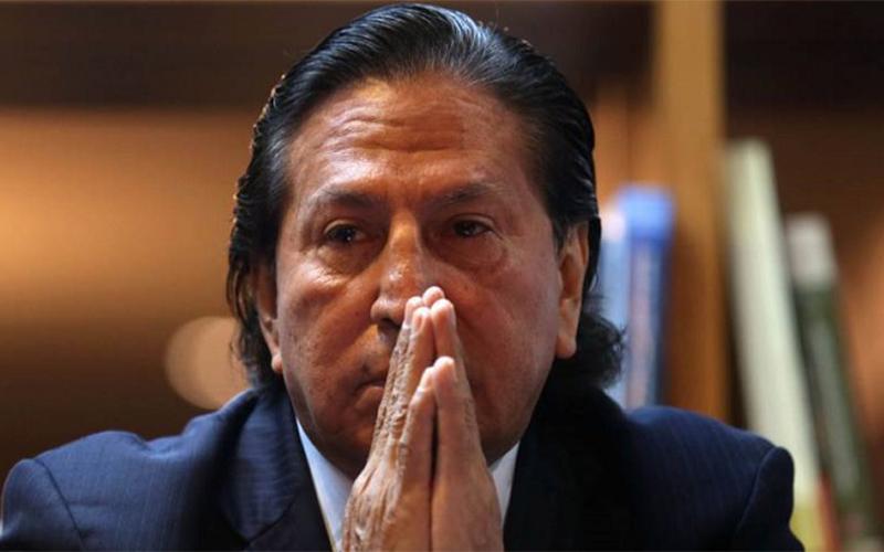 Photo of Juez de EE.UU. deniega la libertad bajo fianza al expresidente peruano Toledo