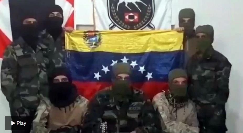 Photo of Un comando se adjudicó el incendio de las máquinas de votación del Consejo Nacional Electoral de Venezuela