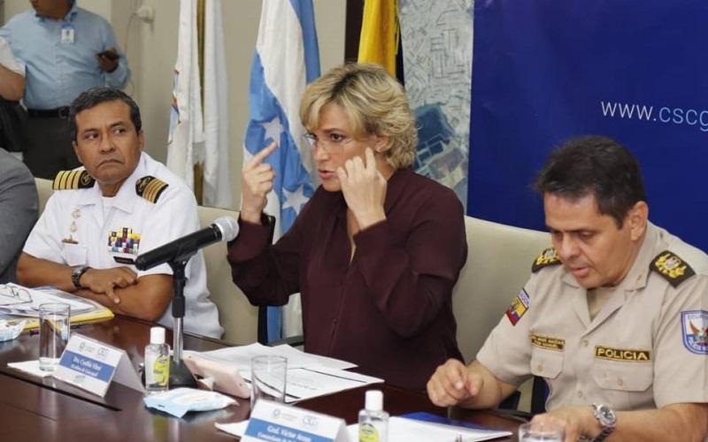 Photo of (AUDIO)Cynthia Viteri espera base de datos institucionales para efectividad de cámaras de reconocimiento facial