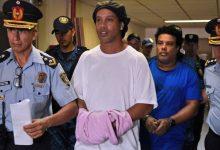 Photo of Ronaldinho sale de prisión tras pagar una fianza de 1,6 millones de dólares