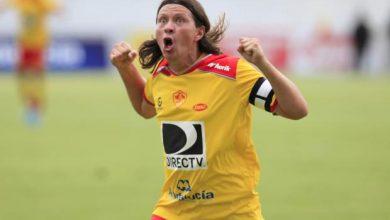 Photo of Potro Figueroa: LDUQ ganó la Libertadores 2008 con una base de jugadores de Aucas