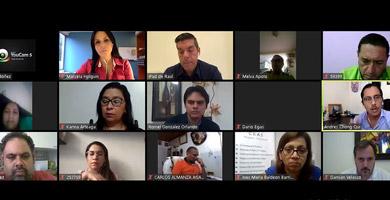 Photo of Expertos laborales opinan sobre Proyecto de Apoyo Humanitario en foro virtual