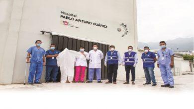 Photo of Cooperativa Andalucía donó trajes de protección médicos del Hospital Pablo Arturo Suárez