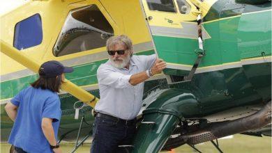 Photo of Las autoridades investigan a Harrison Ford por un nuevo incidente de avioneta