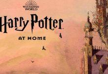 Photo of J.K. Rowling estrena 'Harry Potter en casa' para los niños en cuarentena