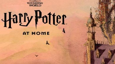 Photo of J.K. Rowling estrena 'Harry Potter en casa' para los niños en cuarentena