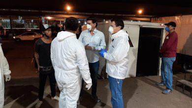 Photo of Se abre corredor logístico para abastecimiento de alimentos en el país