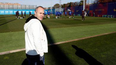 Photo of Andrés Iniesta: Me gustaría que La Masia llevara mi nombre