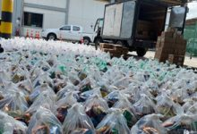 Photo of 6 mil familias en Guayaquil fueron beneficiadas con kits de alimentos, desinfección y medicinas