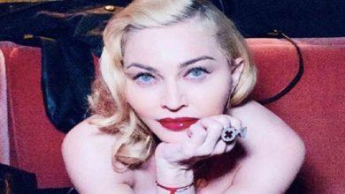 Photo of Madonna dona máscaras para reos y trabajadores de cárceles