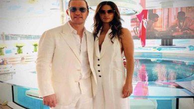 Photo of Matthew McConaughey y Camila Alves donan equipo para combatir Covid-19