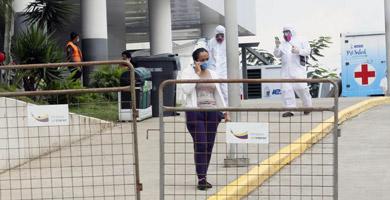 Photo of Control empieza con 22 contratos adjudicados durante la emergencia por el COVID-19