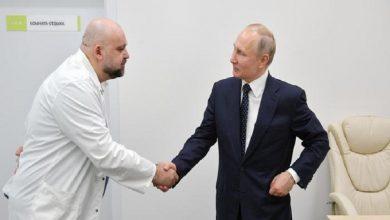 Photo of Putin hará teletrabajo tras estar en contacto con un médico infectado de coronavirus