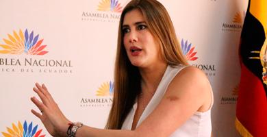 Photo of Cristina Reyes: Ley Humanitaria pretende cargar de impuestos a los ecuatorianos