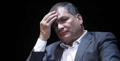 Photo of Expresidente Correa inicia carrera contra el tiempo tras sentencia por corrupción