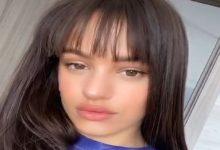 Photo of Rosalía se corta el pelo a sí misma
