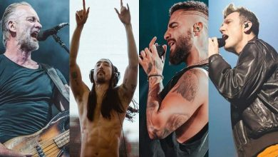 Photo of Steve Aoki rompe dos años de silencio junto a Maluma, Sting y Backstreet Boys