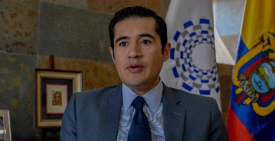 Photo of La opción de no pago de la deuda no está en la agenda de Richard Martínez