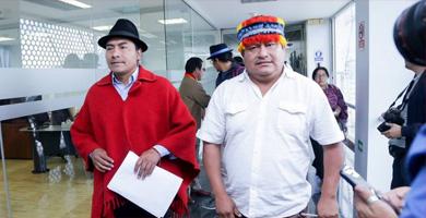 Photo of Vargas e Iza citados por la Fiscalía por presunto delito de terrorismo