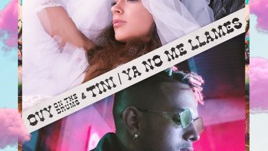 Photo of Ovy on the drums & Tini presentan «Ya no me llames»