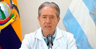 Photo of Ministro asegura que el sistema de salud está abastecido para continuar atendiendo el COVID-19