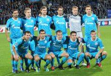 Photo of Los futbolistas del Zenit se bajan un 50 % el sueldo