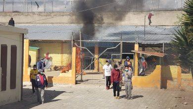 Photo of Policía controla amotinamiento en cárcel de Ambato, no se registraron fugas