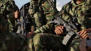 Photo of Ejército colombiano abate a un jefe de disidencias de las FARC en Antioquia