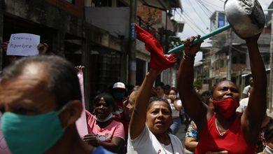 Photo of Intentos de saqueos y protestas en Colombia por falta de ayudas en cuarentena