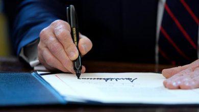 Photo of Trump firma decreto que suspende 60 días visas de inmigrantes