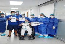 Photo of En Guayaquil, el hospital Alcívar reporta 57 altas médicas a pacientes con COVID-19