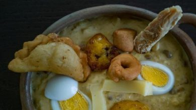 Photo of La fanesca, plato del Viernes Santo en Ecuador, se queda en casa por COVID-19